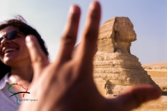 Abstract of The Great Sphinx of Giza