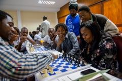 Chess tournament Windhoek, Namibia. 2015