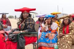 Women from the Herero Tribe