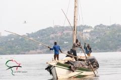 Men on a boat