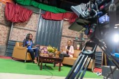A set on MUVI TV