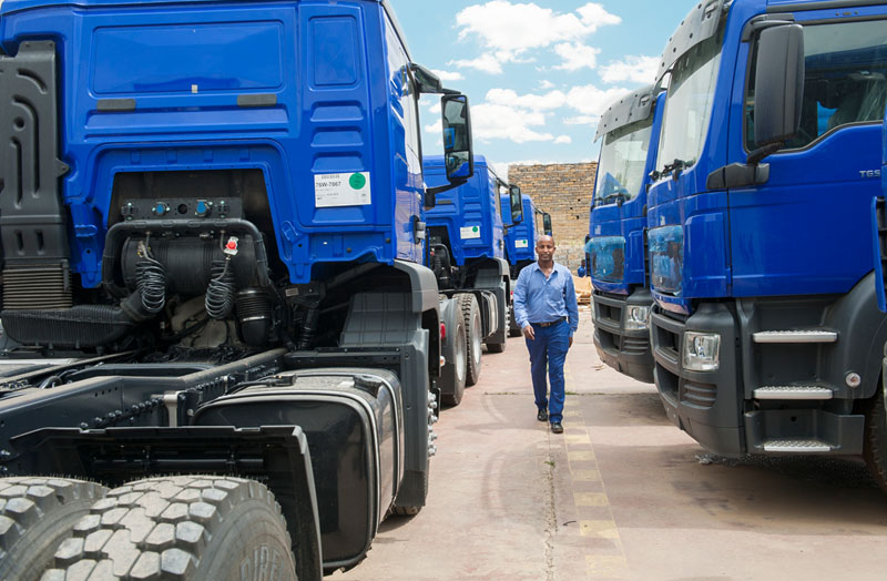 ethiopia truck factory