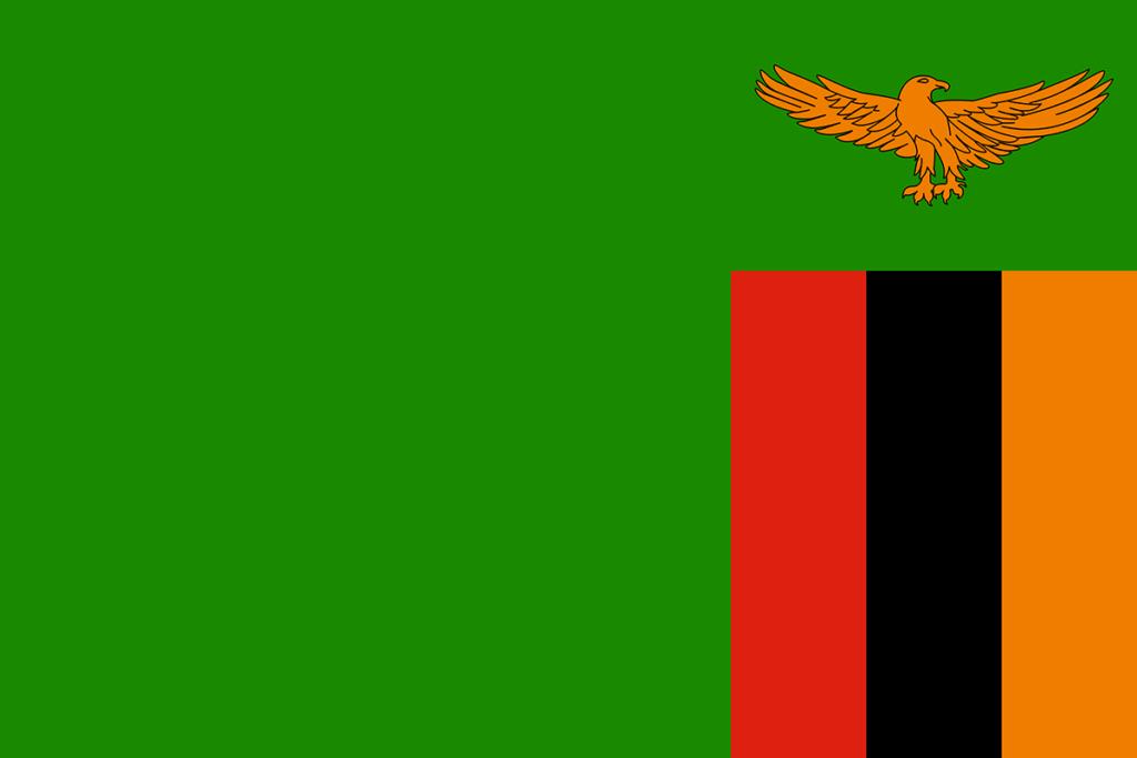 Zambia Flaf