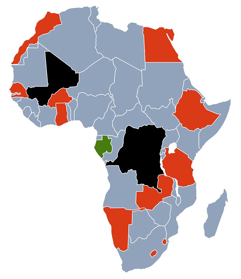 africa mao